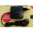 Блок питания Asus 19V 1.75A, 4.0x1.35мм, 30W, квадратный корпус, с сетевым кабелем (Бренд Asus, Нап