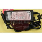 Блок питания для ноутбука Samsung 19V 4.74A (5.5*3.0 с иглой) 90W, без сетевого кабеля, ORG
