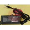 Блок питания для ноутбука/монитора LCD 12V, 5A, 5.5x2.5мм, 60W, без сетевого кабеля