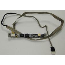 б/у Web-camera (веб-камера) для ноутбука HP Pavilion DV6-2135 + шлейф P/N DAQCMMBP6BC DD0UT3TH302