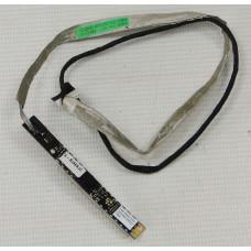 б/у Web-camera (веб-камера) для ноутбука DNS W650 + шлейф 6-88-W940C-5100
