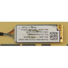 б/у Bluetooth для ноутбука DELL PP37L P/N RX399 + шлейф DD0VM9TH007