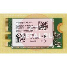 WI-FI модуль+Bluetooth для ноутбука LENOVO IdeaPad 320-15AST-80XV 320-15IKB QCNFA435 01AX709