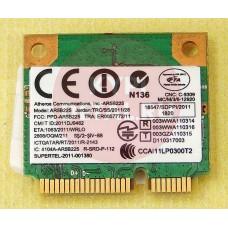 б/у Wi-Fi модуль для ноутбука HP Pavilion G6-1300 G6-1341er G6-1000 CQ58 PPD-AR5B225