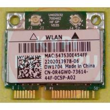 б/у Wi-Fi модуль для ноутбука DELL Inspiron 3521 DW1704