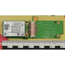б/у Wi-Fi модуль для ноутбука Acer Aspire 6935G 0016EAC99D56 + плата 6050A2187401-10-A03