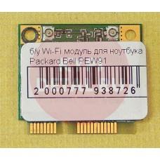 б/у Wi-Fi модуль для ноутбука Packard Bell PEW91 PEW96 TK81 E642 T77H121.10 HF