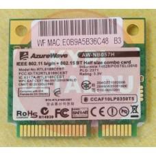 б/у Wi-Fi модуль для ноутбука DNS W270HUQ C5501Q AW-NB057H