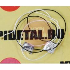 б/у Wi-Fi антенна для ноутбука eMachines D640G 25.91254.001 25.91256.001