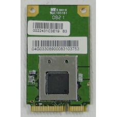 б/у Wi-Fi модуль для ноутбука Asus X58L 04G0330890008
